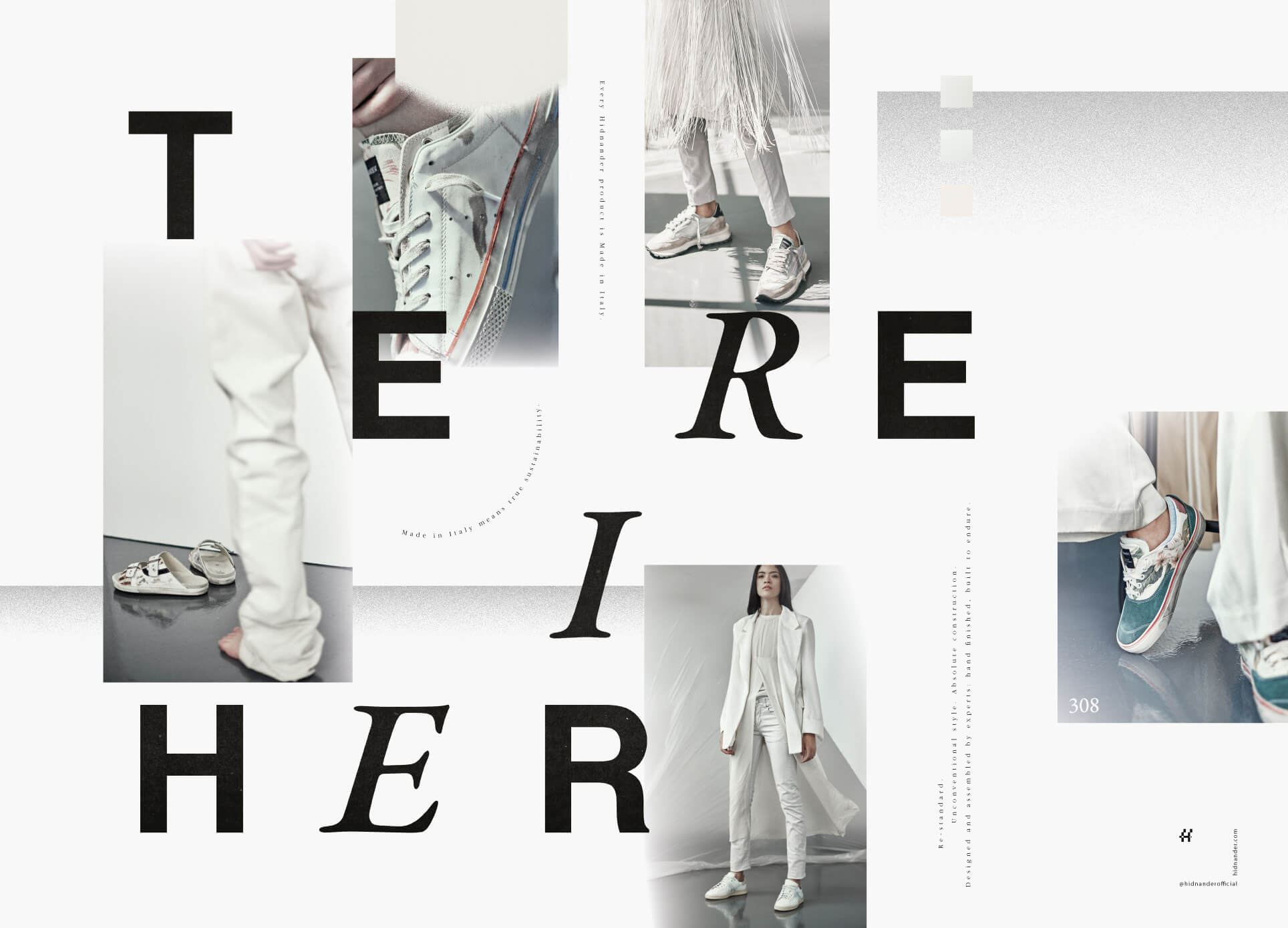 Hidnander-Poster-SS21-The-wearer-is-Hero_F